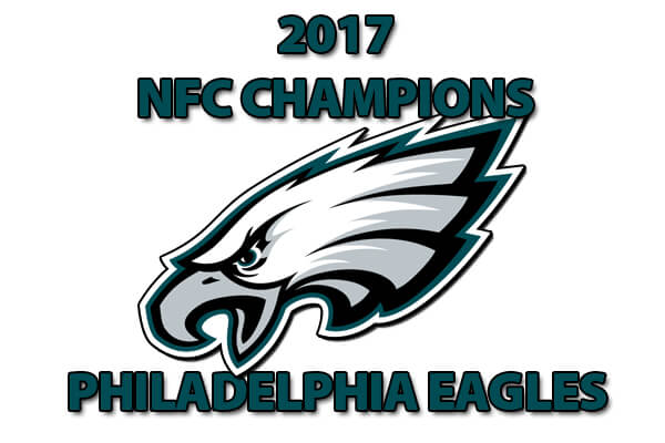 2017 EAGLES NFC CHAMPS