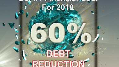 60 percent reduction