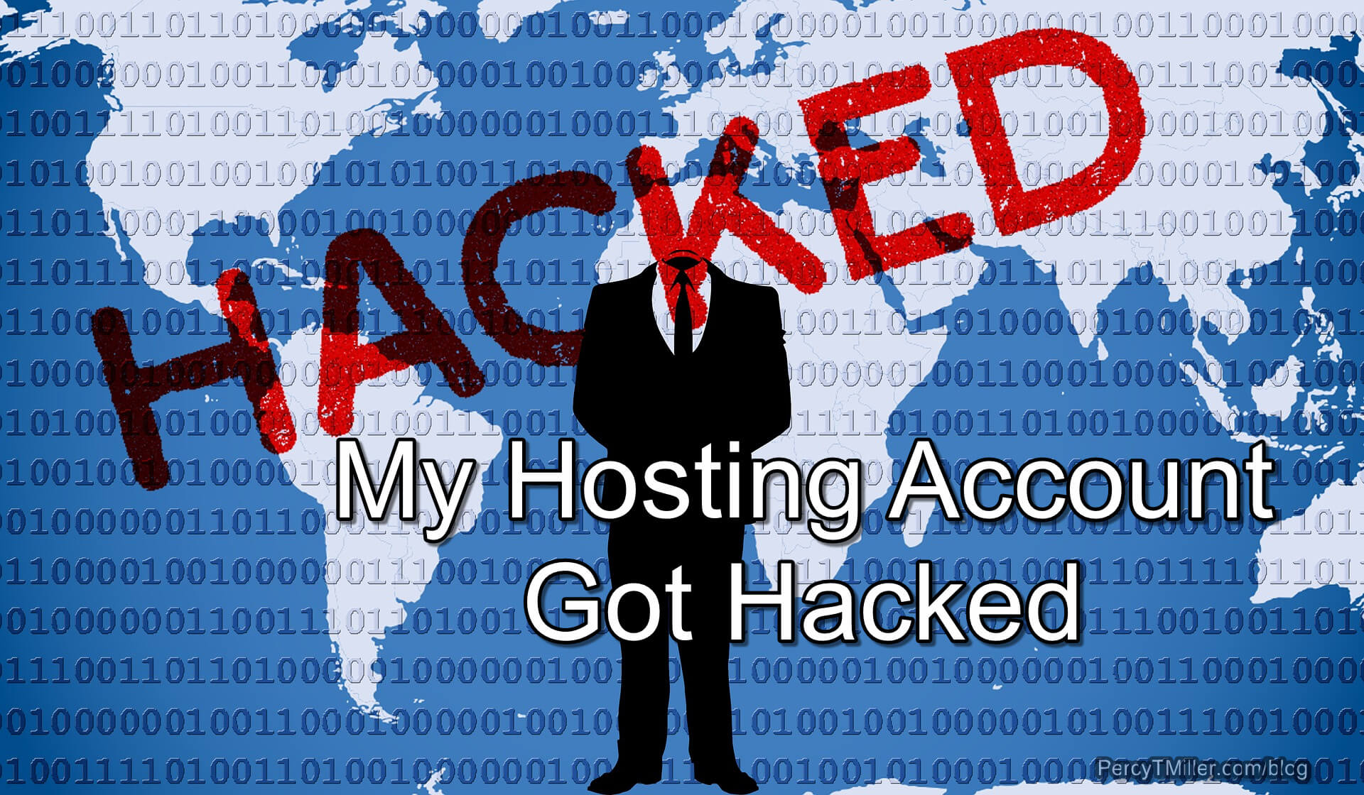 My Hosting Account Got Hacked
