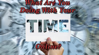 what-are-your-doing-with-your-time-online