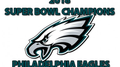 2018 EAGLES SUPER BOWL CHAMPS