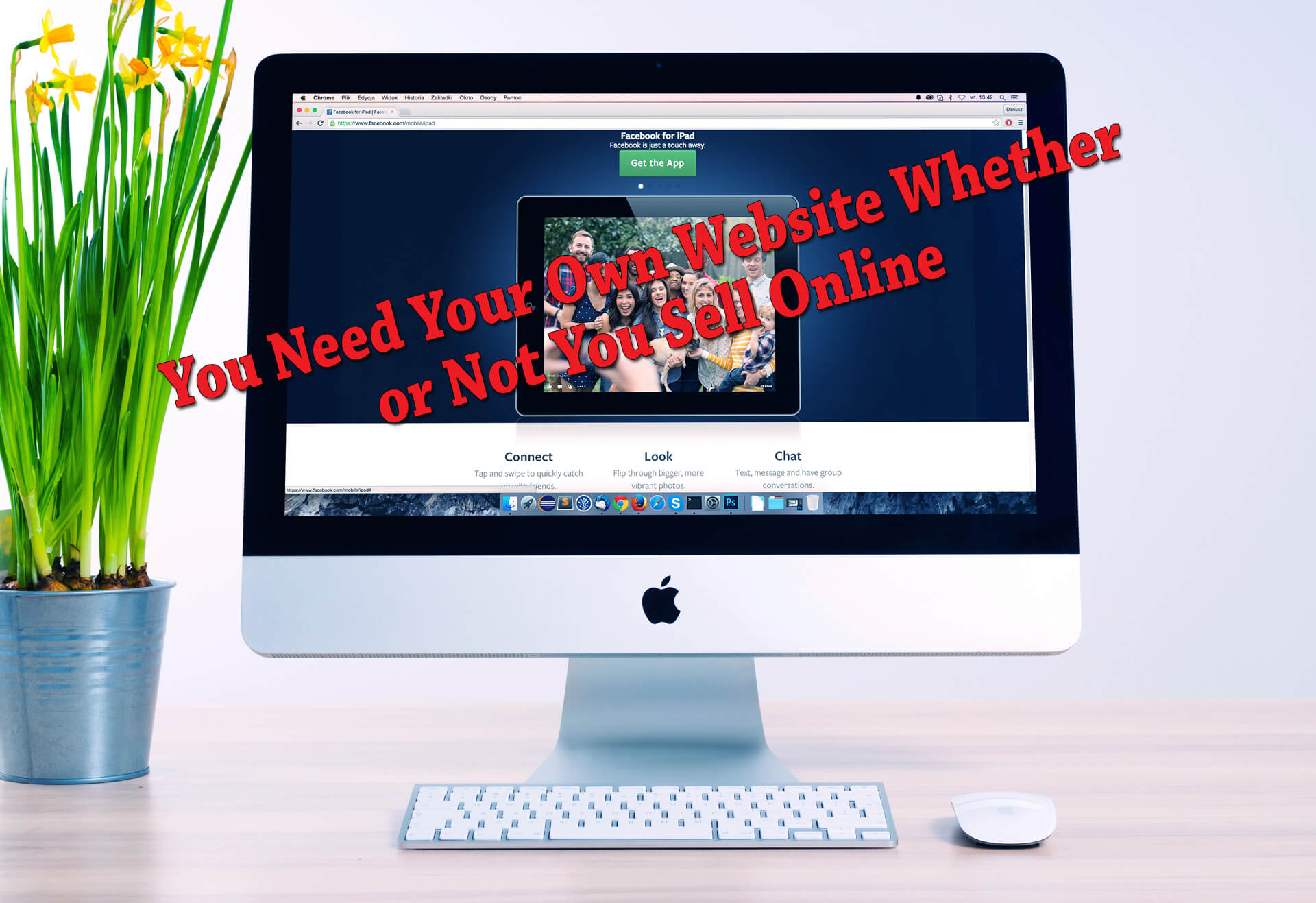 You Need Your Own Website ASAP
